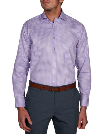 CAROGA CHECK REGULAR FIT SHIRT