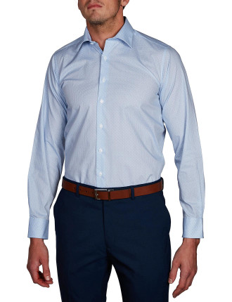 LOUP LOUP PRINT SLIM FIT SHIRT