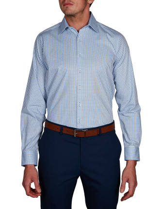 BUENA VISTA CHECK SLIM FIT SHIRT