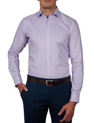 CONCORD CHECK BODY FIT SHIRT
