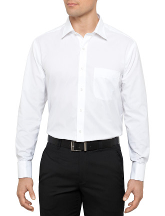 Gold Label Spread Collar City Fit Shirt
