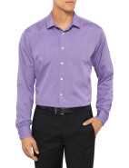 Dobby Slim Fit Shirt $44.97