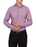 Multi Check Slim Fit Shirt $239.00