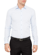 Delray Stripe Body Fit Shirt $99.95