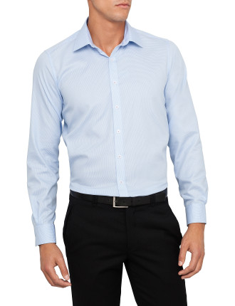 Palmetto Puppy Tooth Slim Fit Shirt