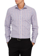Pool Side Check Slim Fit Shirt $109.95