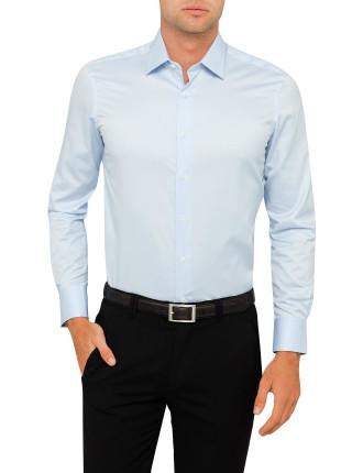 Micro Twill Slim Fit Shirt