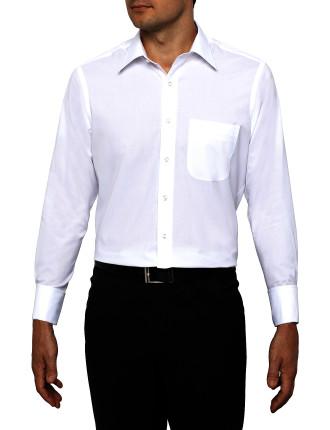 Gold Label Spread Collar Shirt