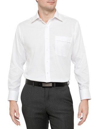 Classic Nailhead Reg Cuff Business Shirt