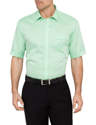 Classic Solid Fit Shirt