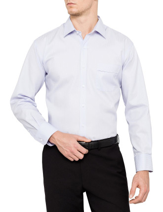 Classic Fit Mens Business Shirt