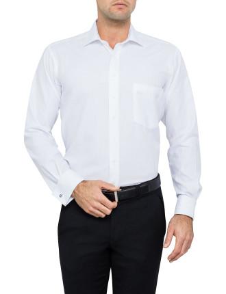 Hawkes Herringbone Shirt