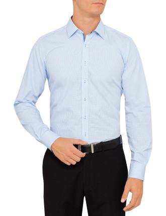 Manhattan Micro Check Shirt