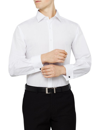 Euro Fit French Cuff Shirt