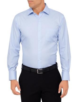Euro Self Stripe Shirt