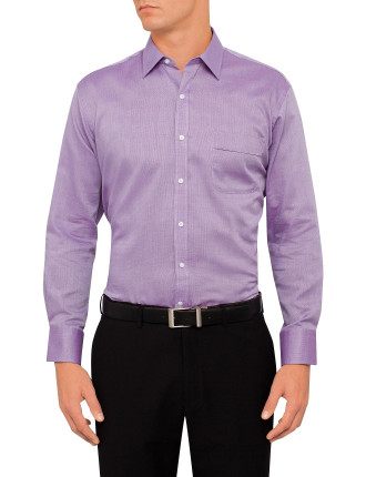 Solid Classic Fit Shirt