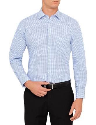 Check Classic Fit Shirt