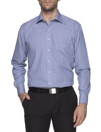Monarch Micro Check Shirt
