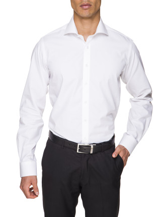 Slim Fit Luxe Poplin Shirt