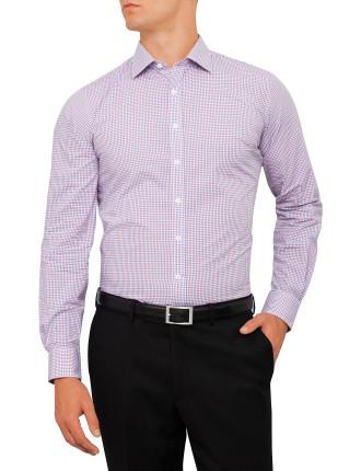 Shermerdine Check Shirt