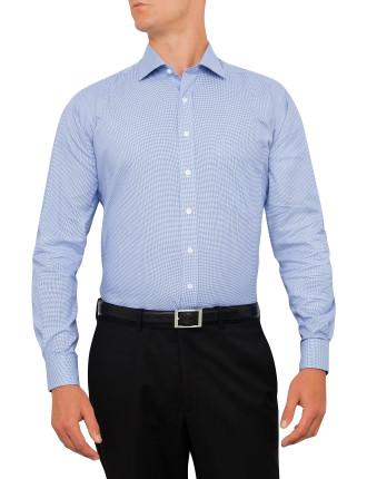 Crawford Puppytooth Check Shirt