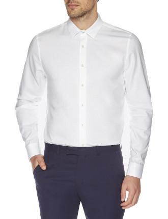 Textured Camden Super Slim Fit Shirt