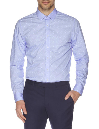 Square Dot Camden Super Slim Fit Shirt