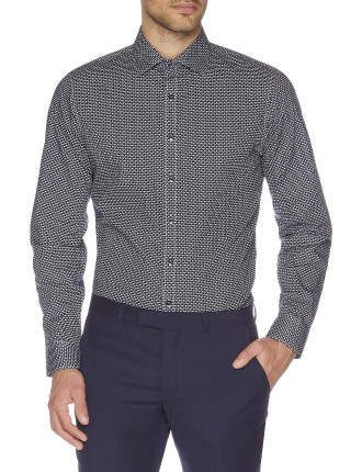 Multi Geo Kings Slim Fit Shirt