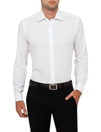 Rigoletto Royal Oxford Slim Fit Shirt