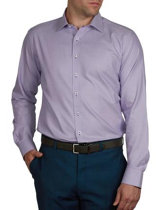 Elipse Twill Dobby Slim Fit Shirt