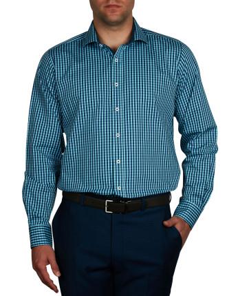 Greene St Check Slim Fit Shirt