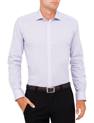 Sawney Stripe Body Fit Shirt