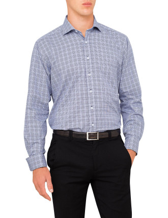 Bouley Check Regular Fit Shirt