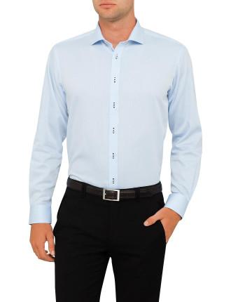 Agnelli Pique Classic Fit Shirt