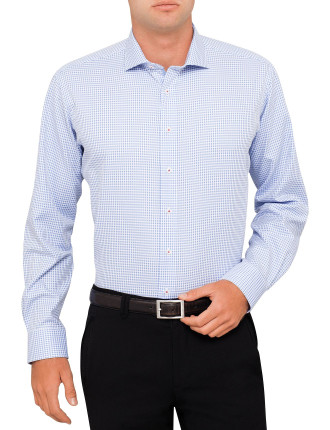 Cambiale Check Classic Fit Shirt