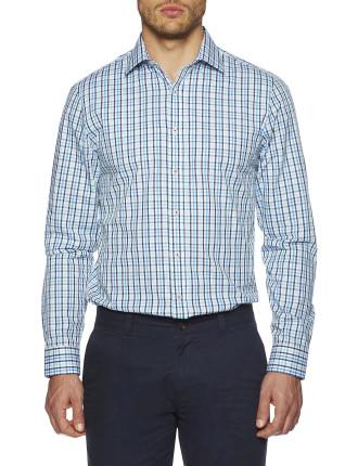 Tattersal Check Formal Slim Fit (Kings) Shirt