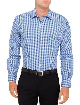 Bold Tattersal Check Classic Fit Shirt