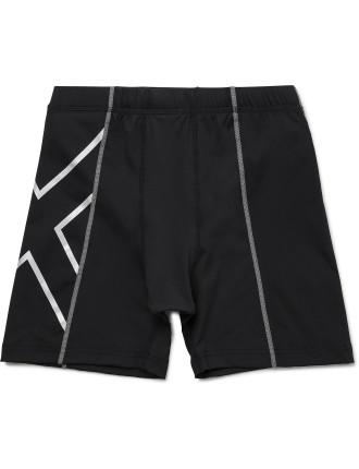 Men'S 1/2 Compression Shorts
