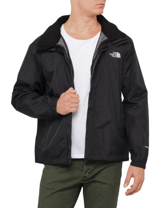 Long Sleeve Resolve Nylon Hood Water Jacket
