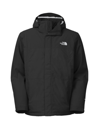 Inlux Insulated Zip Hooded Jacket