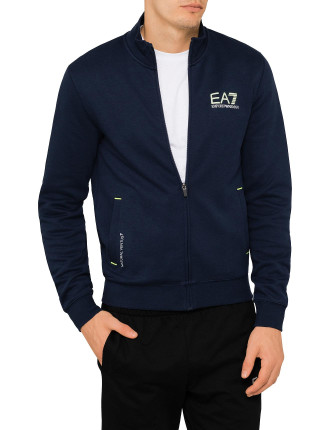 EA7 SWEAT NAVY BLUE