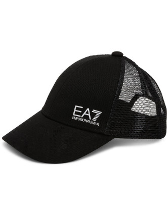EA7 TRAIN VISIBILITY M CAP