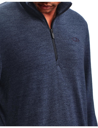 MENS ORIGINAL LS HALF ZIP