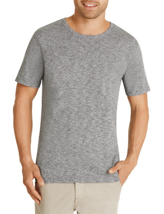 Mottled Textured Tee