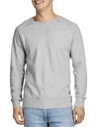 The Raglan Pullover