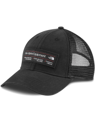 Mudder Trucker Hat Tnf Blk