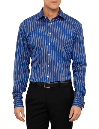 Sherard Stripe Slim Fit Shirt
