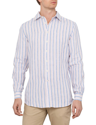 Underhill Stripe Casual Shirt