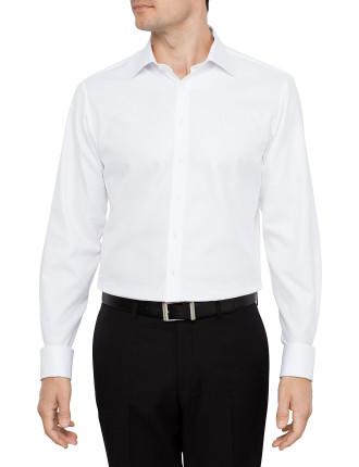 Twill Slim Fit Prom Shirt