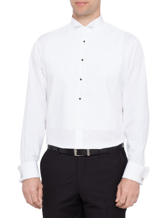 Slim Fit Wing Collar Shirt